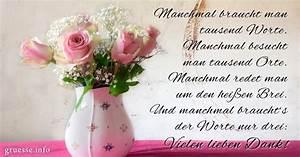 Was Braucht Man Alles Zum Streichen : dankesspr che sch ne spr che um danke zu sagen ~ Markanthonyermac.com Haus und Dekorationen