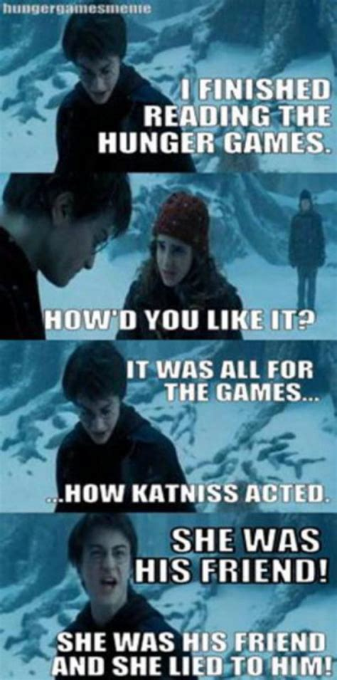 Hunger Games Funny Memes - the hunger games