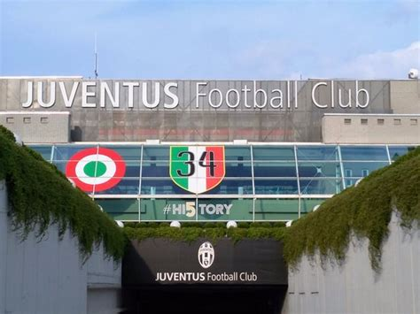 Ingresso D Juventus Stadium Vue Du Stade De L Ext 233 Rieur Photo De Juventus Stadium