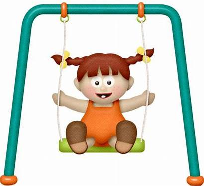 Swing Clipart Clip Playground Outdoor Swings Cliparts