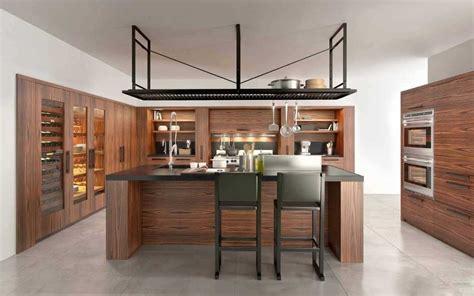 modele cuisine bois moderne 11 modèles de cuisine en bois moderne consobrico com