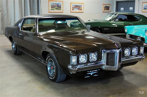 Pontiac Grand Prix by 1969 Pontiac Grand Prix Model J