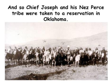 A Great Nez Perce Leader