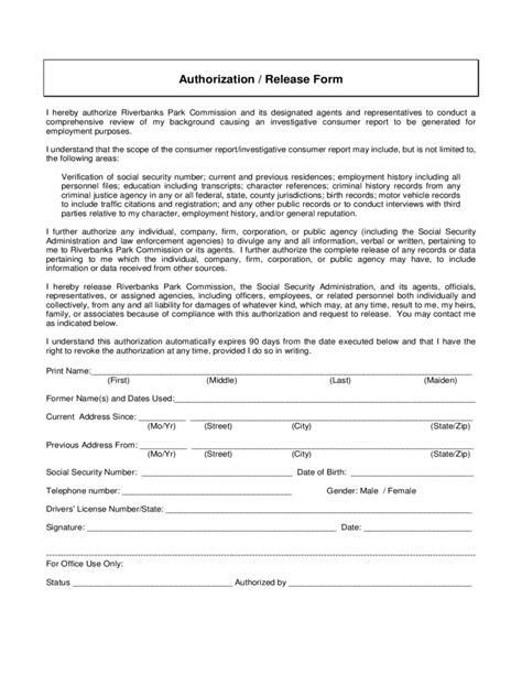 rental background check form   templates