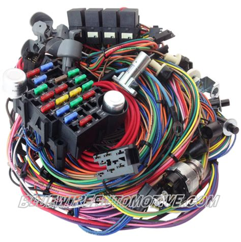 1977 F250 Wiring Harnes by Bluewire Automotive Ford F100 Truck 1967 72 Complete