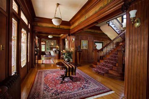 restoring  eclectic mansion restoration design