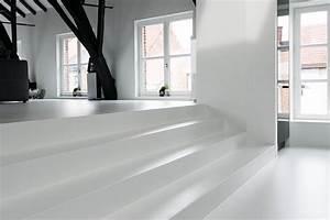 Resine Sol Autolissant : r alisations r sine de sol d caum ~ Premium-room.com Idées de Décoration