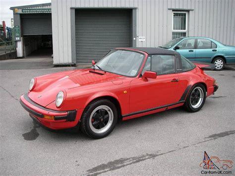1979 Porsche 911 Sc Targa 3.0 Litre Manual