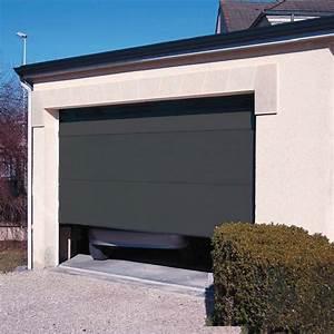Porte De Garage Gris Anthracite : porte de garage grise anthracite isolation id es ~ Melissatoandfro.com Idées de Décoration