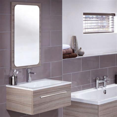 Curved Bathroom Mirror by Noble Quatro Contemporary Curved Bathroom Mirror Uk