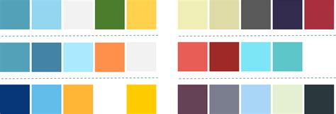 Powerpoint Template Color Scheme by Screenshot Of Microsoft Powerpoint Cs Colors List