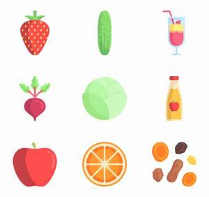 Healthy Food Groups Icon – free icons