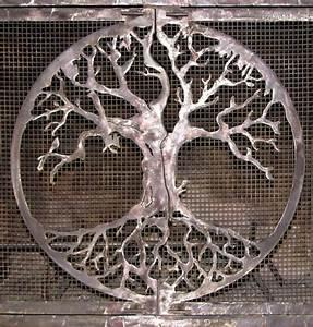 Tuto Attrape Reve Arbre De Vie : art mural arbre de vie par summerskycreations sur etsy ~ Voncanada.com Idées de Décoration