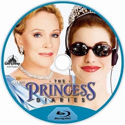 Princess Diaries Fanart Tv Movies Disc