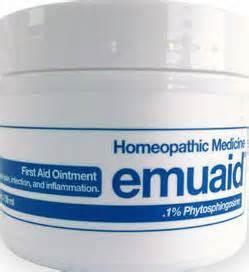 emuaid  aid ointment  phytosphingosine