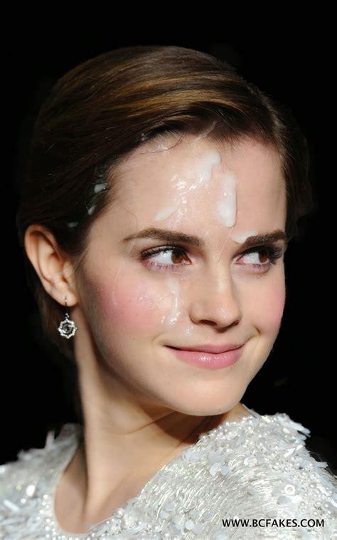 Pandafakes Emma Watson Facial