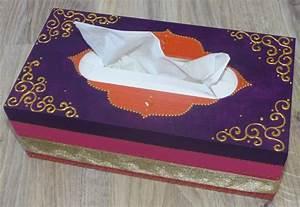Boite Mouchoir Deco : comment decorer une boite a mouchoirs ~ Melissatoandfro.com Idées de Décoration