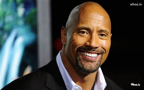dwayne johnson rock black suit wallpaper