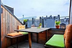 1001 conseils et modeles pour amenager une terrasse With amenager une petite terrasse