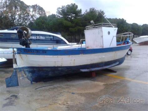 barca pesca licenza gozzo epoca completamente cerca compra vendi nuovo e usato disarmodel