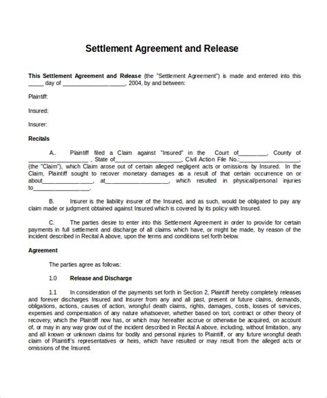agreement templates word pages google docs