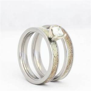 deer antler wedding rings newhairstylesformen2014com With antler wedding rings