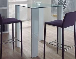 Table Haute Design : javascript est d sactiv dans votre navigateur ~ Teatrodelosmanantiales.com Idées de Décoration