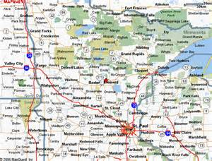 mn road map minnesota cgrounds and rv parks