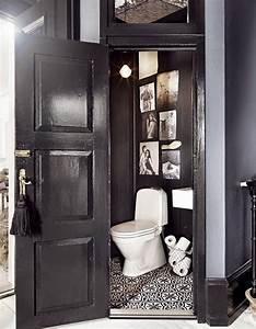Idee Deco Wc : d corer ses toilettes sans faire ringard elle d coration ~ Preciouscoupons.com Idées de Décoration