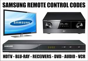 Samsung Remote Control Codes For All Devices