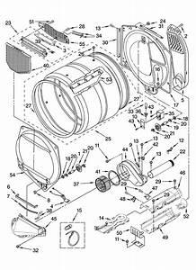 Bulkhead Parts Diagram  U0026 Parts List For Model 11087872601