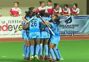 Indian women Hockey team beat China to lift maiden Asian ...