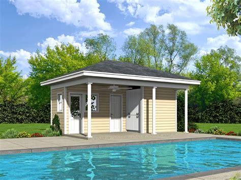 pool house plan pool house plans pool house with bar bath 062p