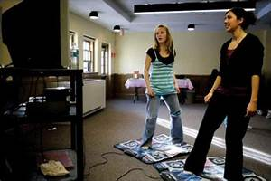 Library waives fees in exchange for Dance Dance Revolution ...