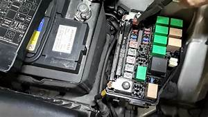 Hyundai Accent 2013 - Headlight Fuse