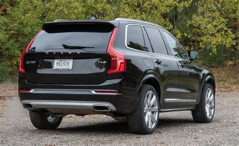 Luxury Suv Reviews by 2018 Volvo Xc90 Luxury Suv Review Carstuneup Carstuneup