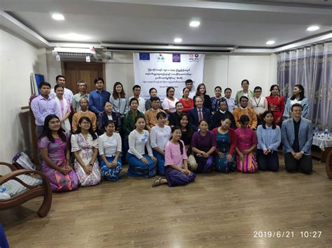 Gender Equality Workshop in Myitkyina Focuses on Greater ...