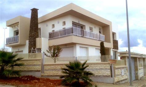 facade de villa moderne facade villa moderne marocaine chaios