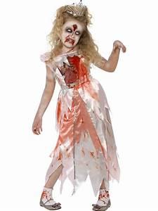 Halloween Kostüm Auf Rechnung : zombie prinzessin kost m kinder ~ Themetempest.com Abrechnung