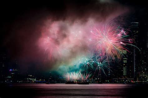 canada day fireworks  toronto  duncanco