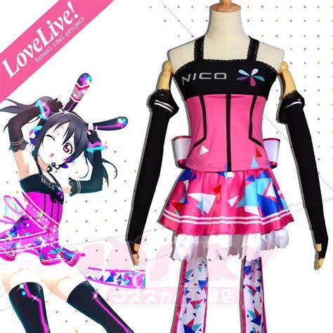 fashion clothes japanese anime love  school idol
