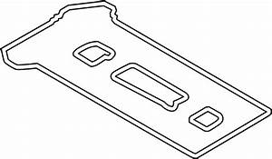 Ford Fusion Engine Valve Cover Gasket