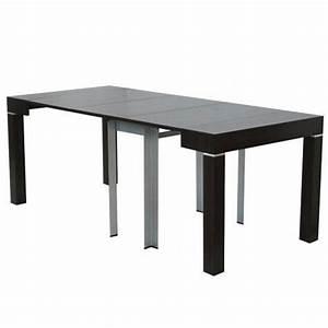 Table Ronde Avec Rallonge Pas Cher : table rallonge pas cher maison design ~ Teatrodelosmanantiales.com Idées de Décoration