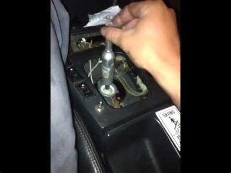 Bmw E30 Shift by Bmw E30 Shifter Bushing Replacement How It Should Be