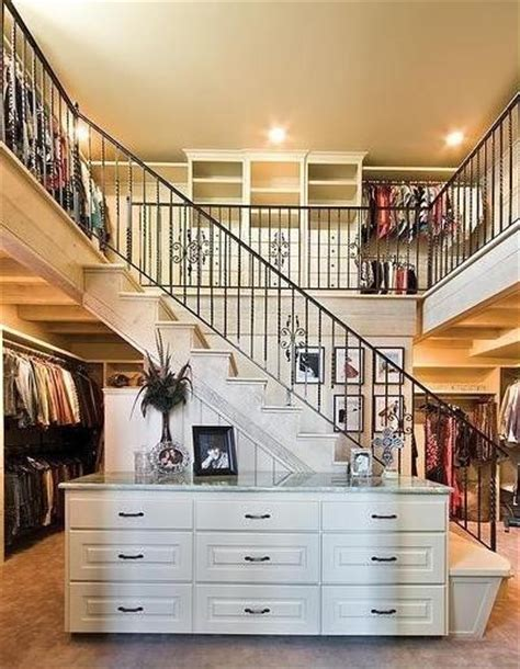 two story closet traditional closet dallas by
