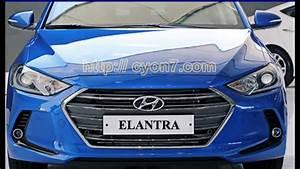 2017 Hyundai Elantra Fog Light Lamp Complete Kit Wiring