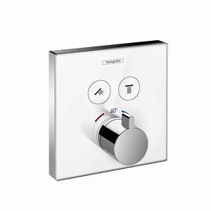 Hansgrohe Thermostat Unterputz : hansgrohe showerselect thermostat unterputz f r 2 verbraucher 15738400 reuter ~ Frokenaadalensverden.com Haus und Dekorationen