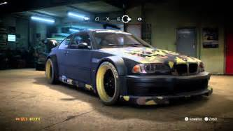 need for speed bmw m3 gtr need for speed bmw m3 e46 tuning driving review 2016 12 17