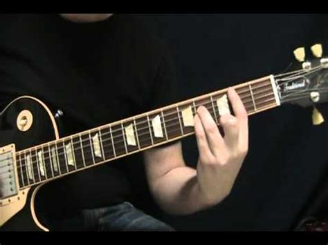 Guitar Lesson - Heartbreaker by Pat Benatar - How to Play ...