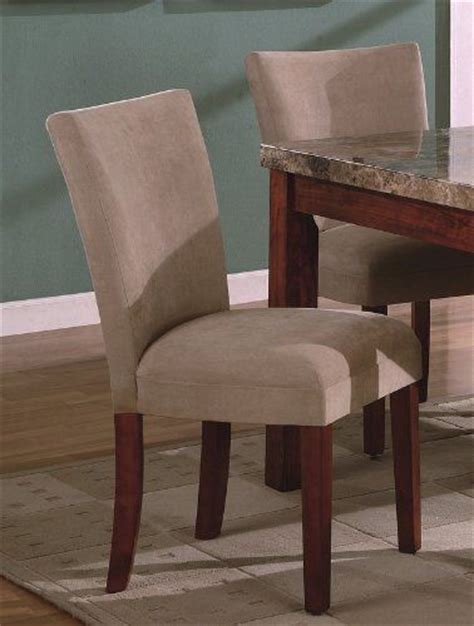 parson dining chairs cherry legs the world s catalog of ideas